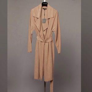 Camel Dress Coat